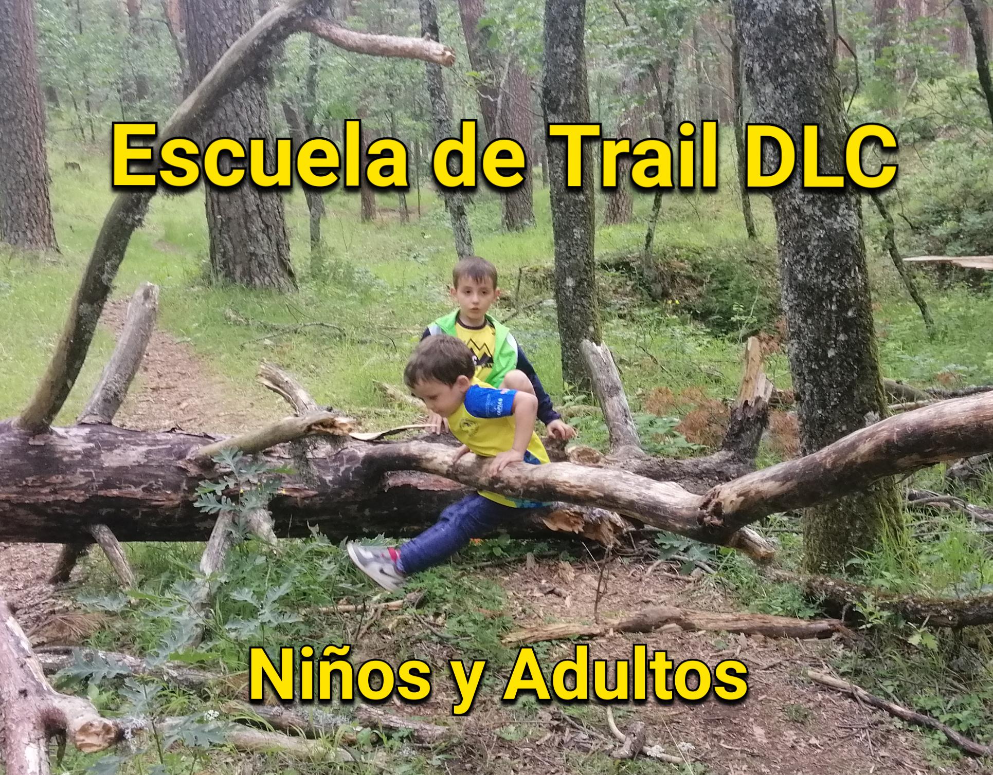 escuela de trail